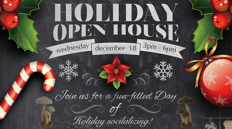 CPA 2nd Annual Holiday Open House