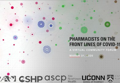 Connecticut Pharmacists on the Front Line of COVID-19: A Virtual Community Forum On Demand