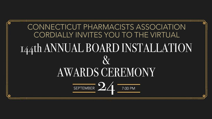 2020 Awards and Board Installation